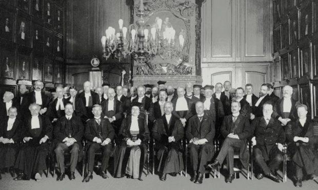 wetenschap inauguratie van Johanna Westerdijk