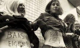 abortus Dolle Mina - Baas in eigen buik