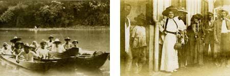 Aeltta Jacobs en Chapman Catt in de Filippijnen