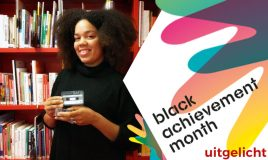 angela tellier over archief zwarte vrouwenadio black achievement month