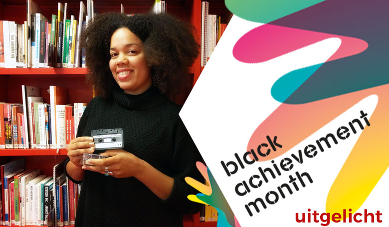 angela tellier over archief zwarte vrouwenadio black achievement month
