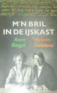 M'n bril in de ijskast - boek Anne Biegel