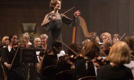 Vrouwelijke dirigent