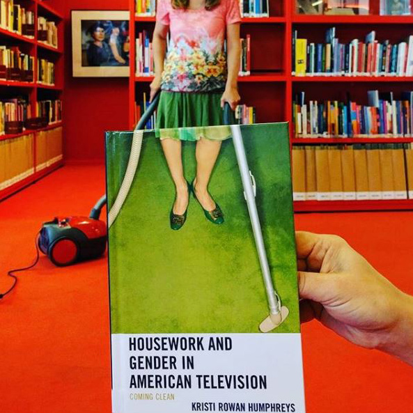 housework and gender in american television
