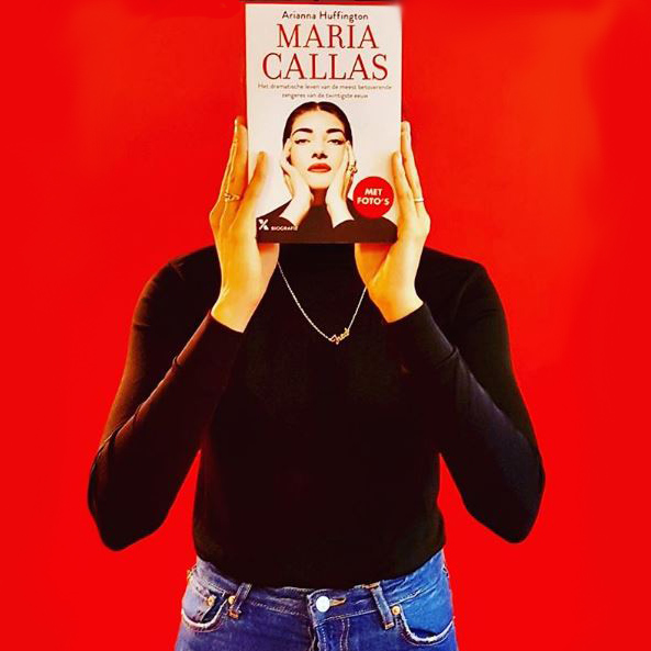 Maria Callas - Arianna Huffington