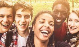 groepje jongeren act4respect
