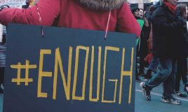 geweld tegen vrouwen #enough