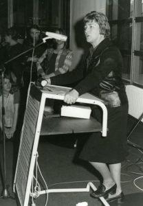 Harriët Freezer, foto uit de collectie van Atria