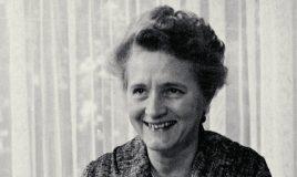 portret van marga klompé eerste vrouwelijke minister van nederland