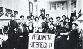 haagsche propaganda comité voor vrouwenkiesrecht 1915