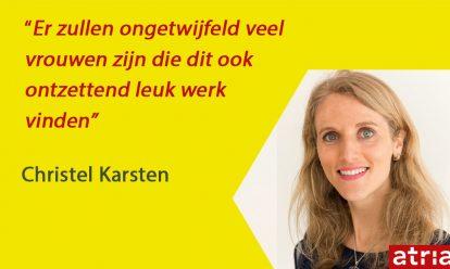 Rolmodel Aan Het Woord Christel Karsten Bijzondere Vrouwen