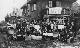 Vrouwelijke vrijwilligers