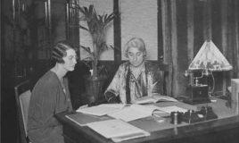 Clara Meijers, foto uit de collectie van Atria