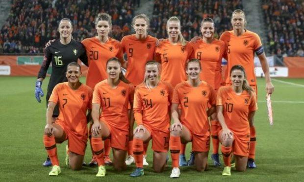 vrouwenvoetbal leeuwinnen oranje EK 2019