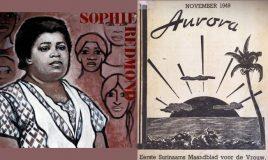 Sophie Redmond, tijdschrift Aurora, collectie Atria