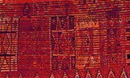 berbertapijt - tentoonstelling Borderline