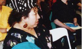 Carry-Ann Tjong-Ayong, dichteres. Copyright: Massoud Memar Nezhad