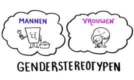genderstereotypen mannen vrouwen