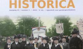 tijdschrift historica over de strijd voor vrouwenkiesrecht in nederland en de kolonien