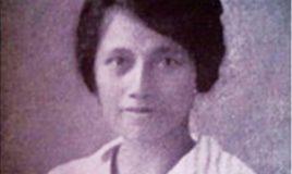 Marie E. Thomas Bron: historia.id