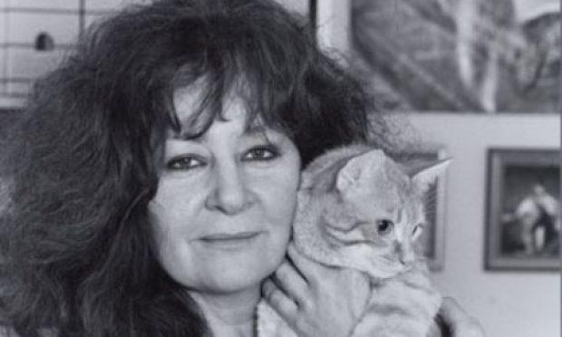 Anja Meulenbelt, fotograaf Mieke Schlaman uit de collectie van Atria (100000148)