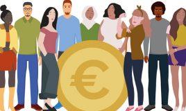 verschillende internationale voorbeelden in brochure hoe verkleinen we loonkloof in nederland