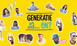 generatie Ja.. en? campagnebeeld act4respect
