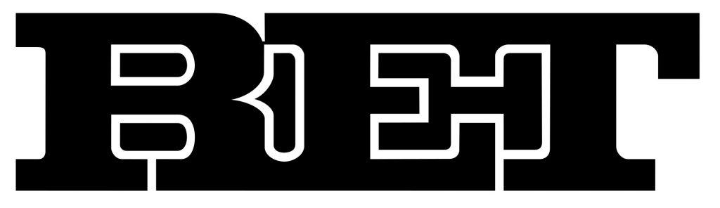 RET-logo door Jeanette Kossmann, 1965 (Wikimedia Commons)