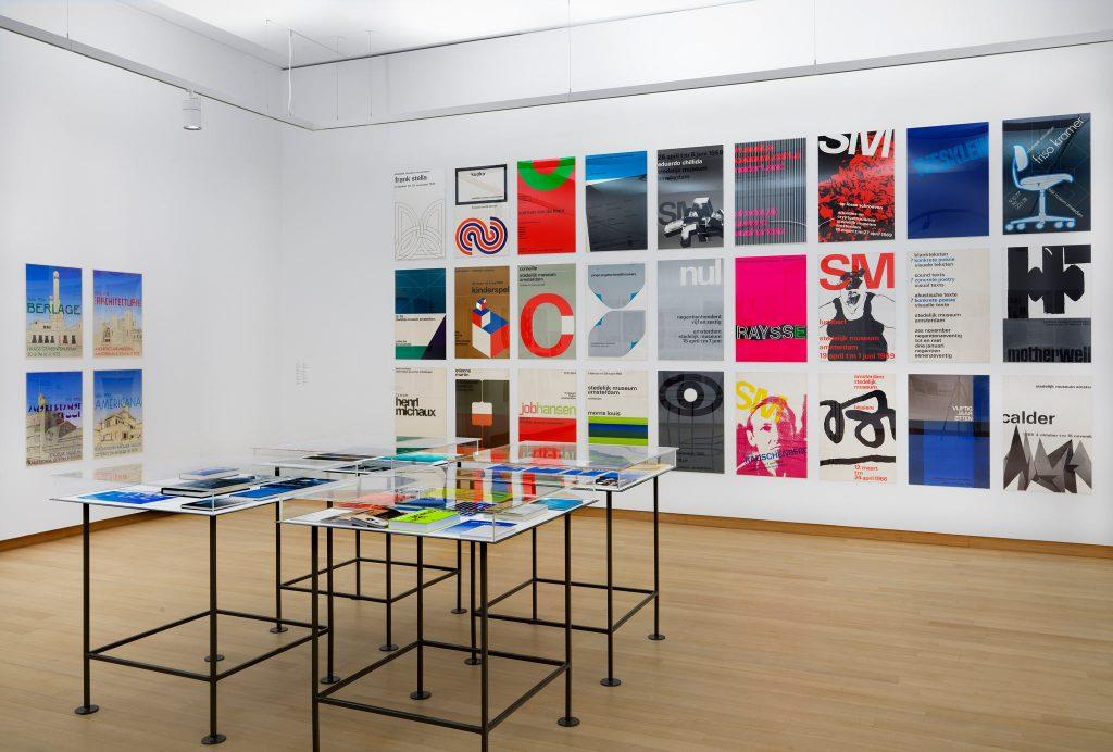 Expositie Wim Crouwel Stedelijk Museum