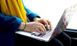 online werken met laptop voor wikivrijdag