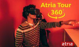360 tour Atria © Jaap Beyleveld