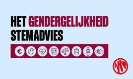 het gendergelijkheid stemadvies voor de tweede kamerverkiezingen op 17 maart 2021