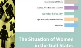 situation of women in the gulf states