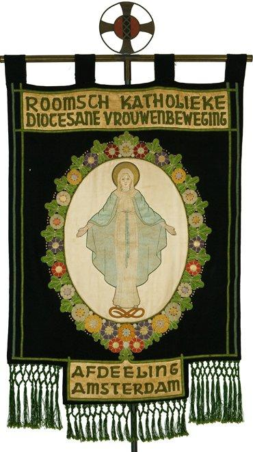 collection highlight banner catholic women's movement