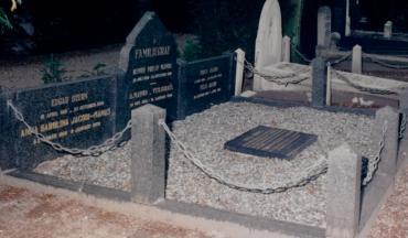 familiy tomb rosa manus