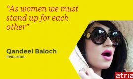 unforgettable women quandeel baloch
