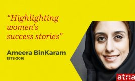 unforgettable women ameera binkaram