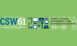 theme csw61 women's economic empowerment
