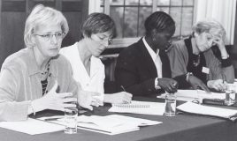 members-of-dutch-parliament-on-conference-women-as-partners-for-peace-and-security-2001