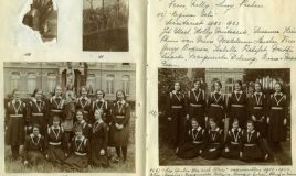 souvenirs du pensionat 1922 untill 1927