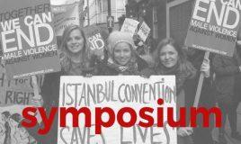 demonstration women and girls against violence against women