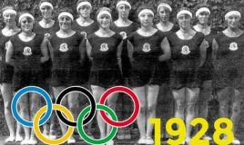 women in sport women gymnasts at olympic games in 1928