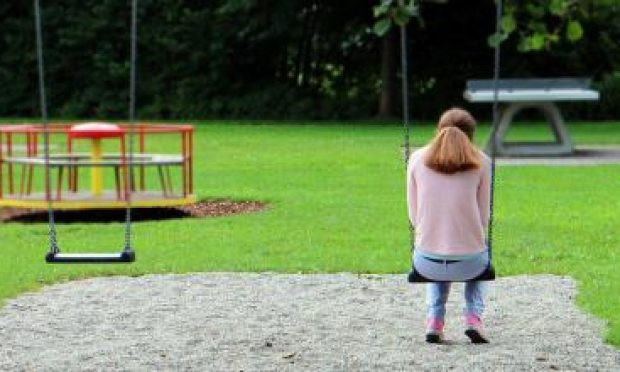 violence young women in playgrounds
