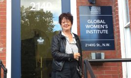 renee romkens at global women's institute