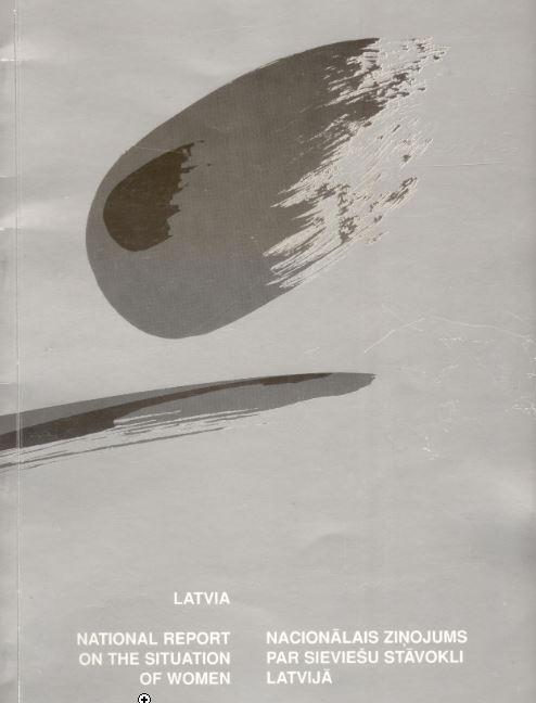 Nacionālais ziņojums par sieviešu stāvokli Latvijā