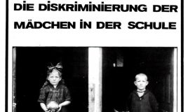 Die Diskriminierung der Mädchen in der Schule