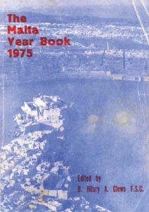 The Malta Year Book 1975