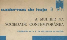 Evolução da situação jurídica da mulher portuguesa