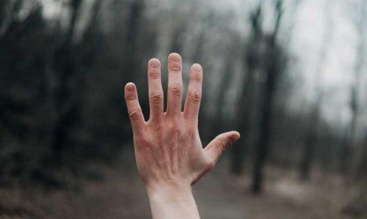 hand fysiek geweld