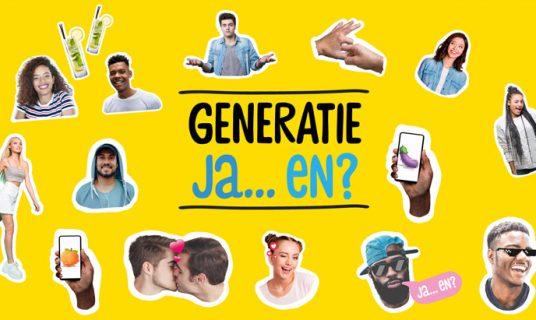generatie ja.. en? campagnebeeld act4rspect